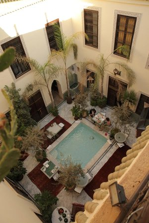 RIad Al Loune : From roof