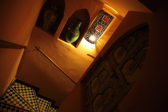 RIad Al Loune: Stairwell