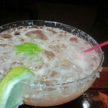 Mis Amigos : This one I believe is the Hibiscus Margarita
