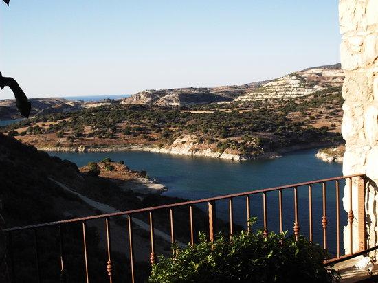 Sa Buneri Taverna: view from the restaurant