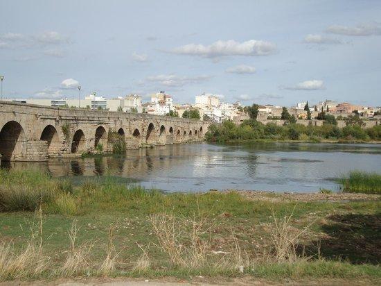 Roman Bridge: Merida Bridge