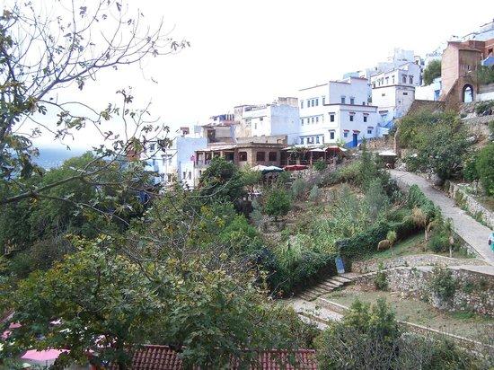 Hotel Ras El Maa: vue de la chambre