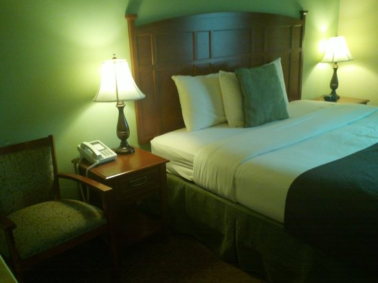 Brookstone Lodge: King Room