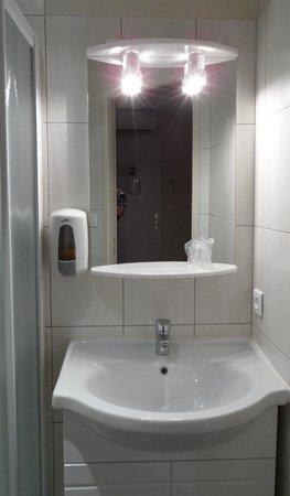 La Godiniere : salle de bain