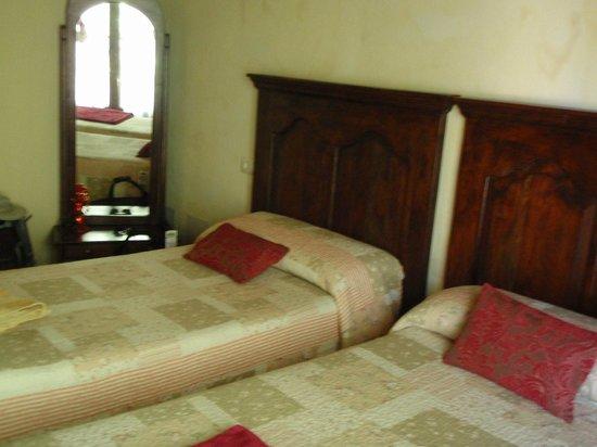 Molino Galochas: comfy beds