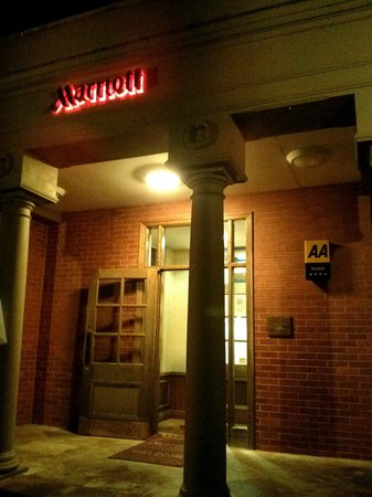 Preston Marriott Hotel: Very welcoming