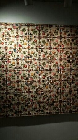 The Quilt Museum: quilt museo 5