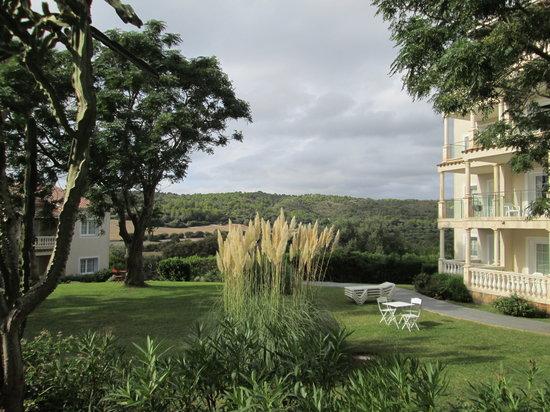 Aparthotel HG Jardin de Menorca: Our block on the right