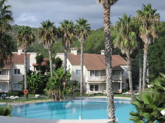 Aparthotel HG Jardin de Menorca: The main pool