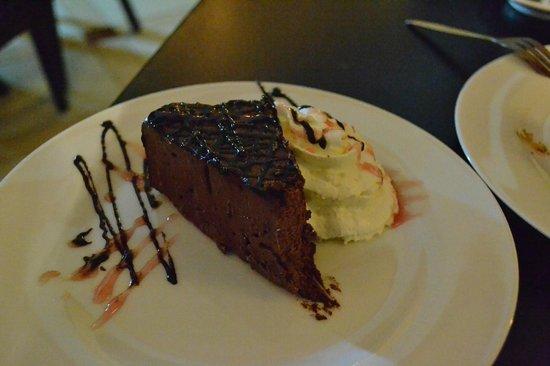 Creme Caffé Il Balcone : Chocolate mouse cake