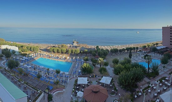 Louis Colossos Beach Hotel: панорамма 12 кадров