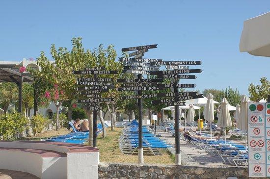 Louis Colossos Beach Hotel: что-то где-то