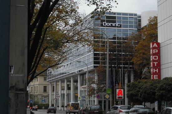 Dorint Kongresshotel Mannheim: Fachada do hotel