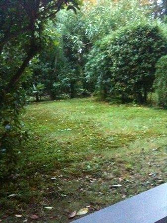 Villa Principe Leopoldo: jardinet privatif