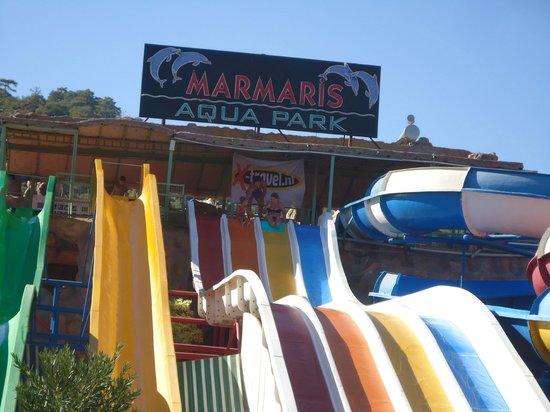 Marmaris Atlantis Waterpark : сентябрь 2013