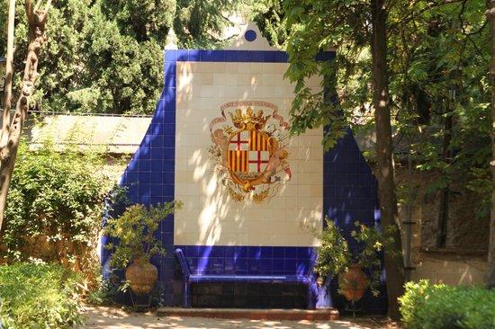 Residencia Salesiana Marti-Codolar : парк