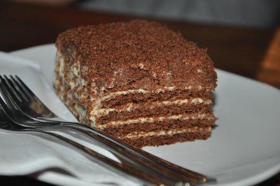 Zeil Kitchen: Chocolate Cake