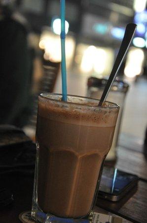 Zeil Kitchen: Hot Chocolate