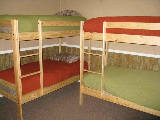 Tin House Patagonia: Dorm room