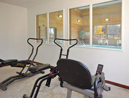 Super 8 Pinetop: Fitness Center