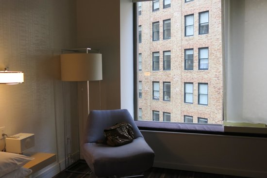 Andaz Wall Street: View outside the room