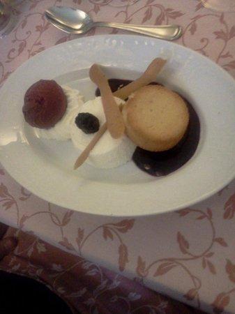 A La Table du Bon Roi Stanislas: dessert