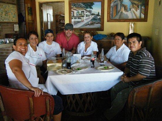 Hotel La Posada: Great Staff!
