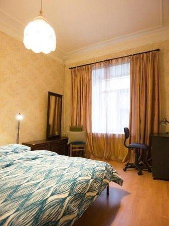 Vanilla Bed and Breakfast: Double room