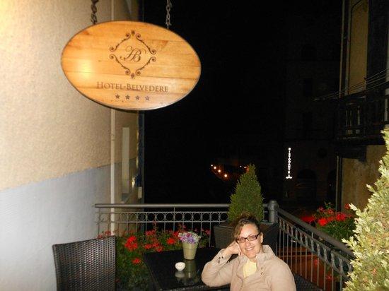 Belvedere Hotel: Ingresso