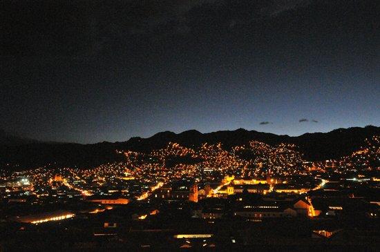 Mirador del Inka: Cusco view