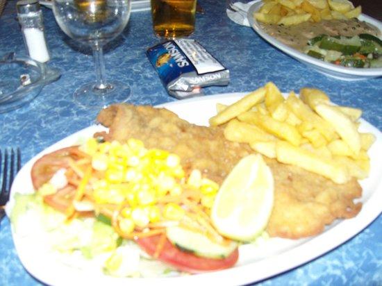 Bar Pons : No small portions !!