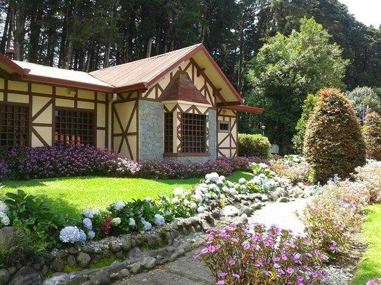 Hotel Chalet Tirol: Jardines