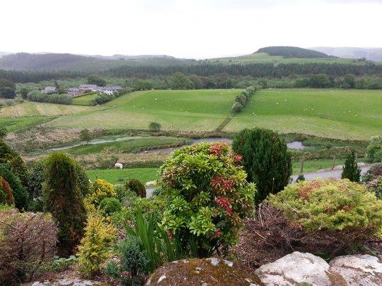 Penybryn Farmhouse : view