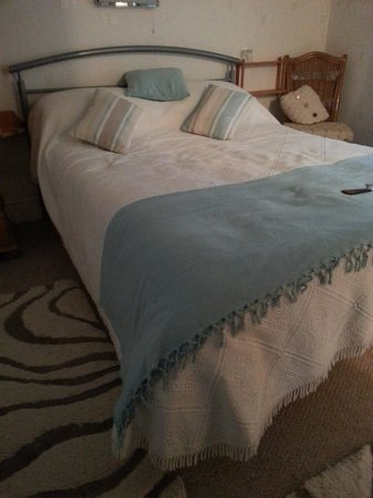 Penybryn Farmhouse : bedroom