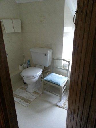 Penybryn Farmhouse : bathroom