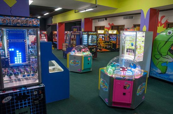 The Waters of Minocqua: Arcade