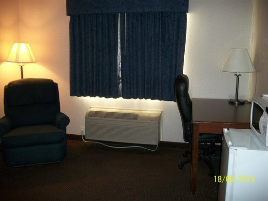 Baymont Inn & Suites Redding: From doorway