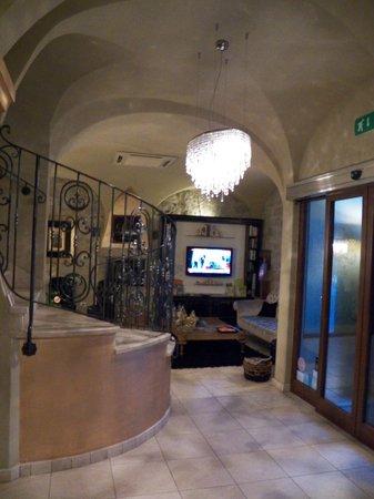 La Locanda del Conte Mameli: Breakfast Room