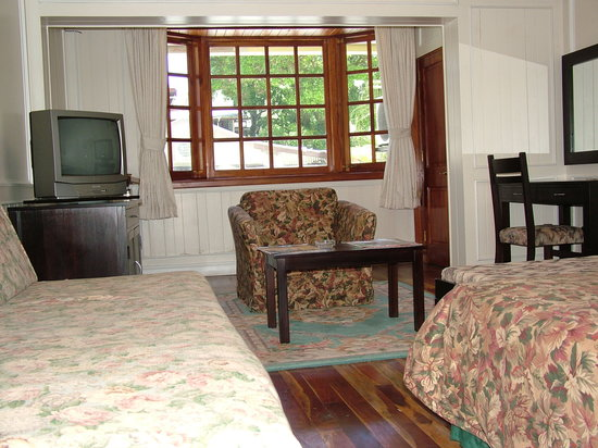 Southern Cross Hotel Fiji: Deluxe Rooms