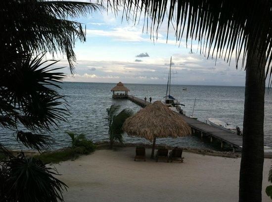 Xanadu Island Resort: view from suite #3