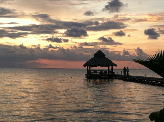 Xanadu Island Resort : sunrise from suite #3