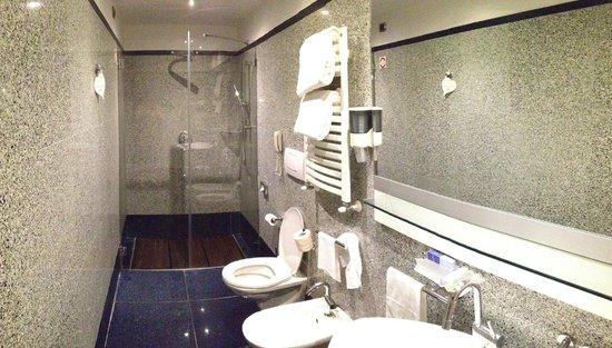 BEST WESTERN Hotel Universo : Banheiro