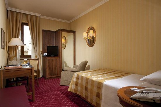 Accademia Hotel: Guest Room
