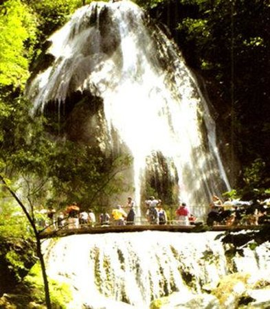 Madero Monterrey : Waterfall