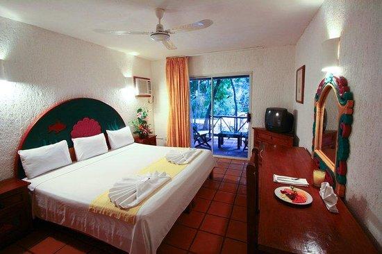Hotel El Tukan: Habitaciones