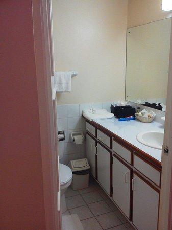 El Greco Resort : Bathroom of 205A