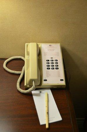 DoubleTree Hotel Boston/Bedford Glen : Phone