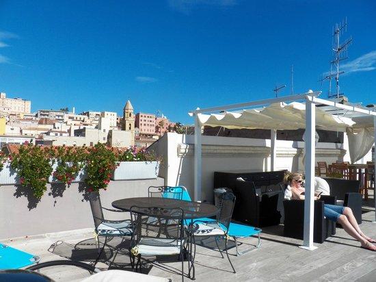Marina di Castello : Roof Top Terrace