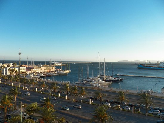 Marina di Castello : View from Roof Top Terrace