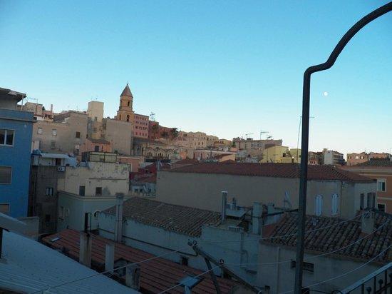 Marina di Castello : View from Communal Kitchen